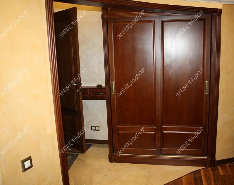 Мебель для прихожей бристоль (массив бука).