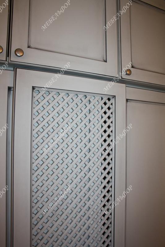 Шкаф-купе встроенный арнель.