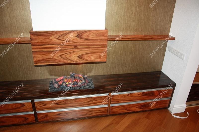 Мебель Для Гостиной Из Шпона